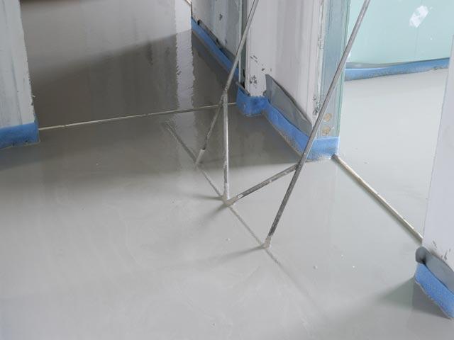 Massetto Autolivellante A Base Anidrite La System